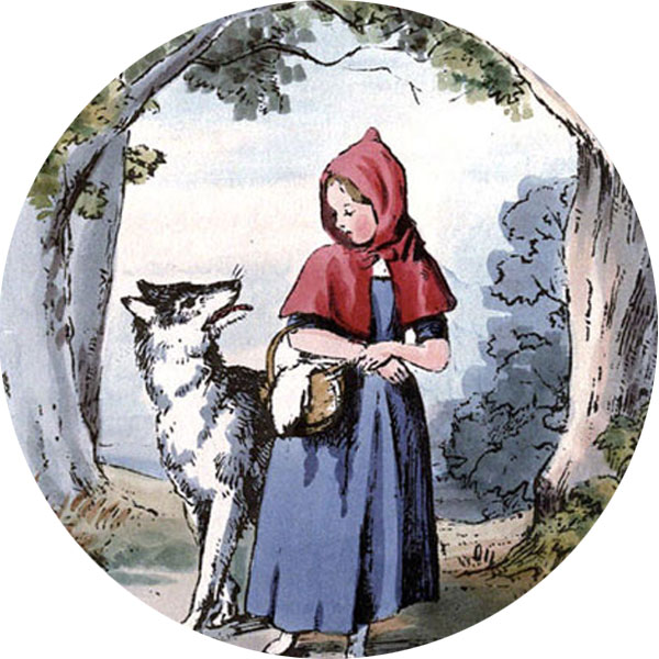 RACHMANINOV - LITTLE RED RIDING HOOD